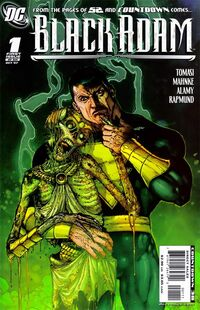 Black Adam The Dark Age 1