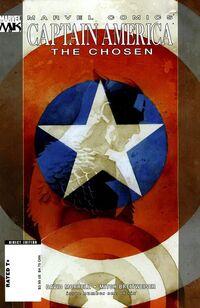 Captain America The Chosen 1