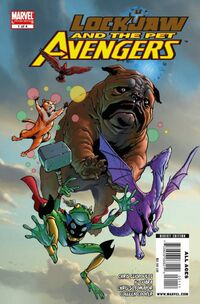 Lockjaw and the Pet Avengers 1