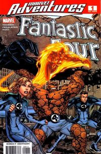 Marvel Adventures Fantastic Four 1