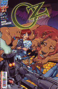 Oz- The Manga 1