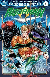 Aquaman 2016 1