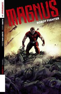 Magnus Robot Fighter 1