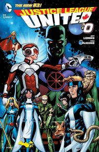Justice League United 0