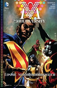 The Multiversity 1