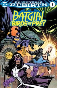 Batgirl and the Birds of Prey 1