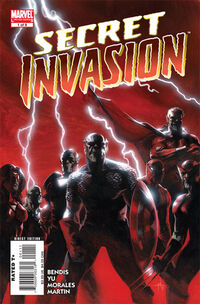 Secret Invasion 1