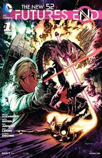 The New 52 Futures End 1