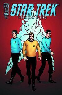 Star Trek Mission's End 1