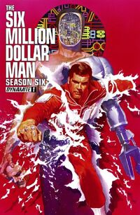 The Six Million Dollar Man Season Six 1