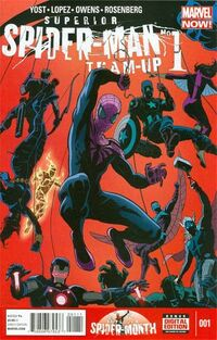 Superior Spider-Man Team-Up 1