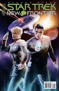 Star Trek New Frontier 1