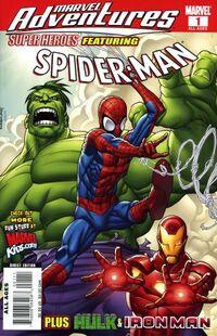 Marvel Adventures Super Heroes 1