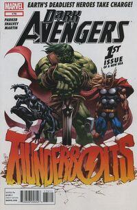 Dark Avengers 175
