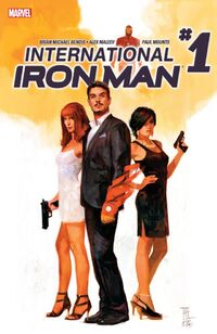 International Iron Man 1