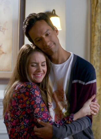 File:Annie and Abed Season Six.jpg