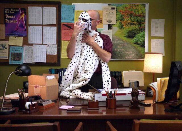File:Dean Pelton's Dalmatian fetish 1X13.jpg