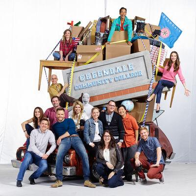 Season Six cast and crew
