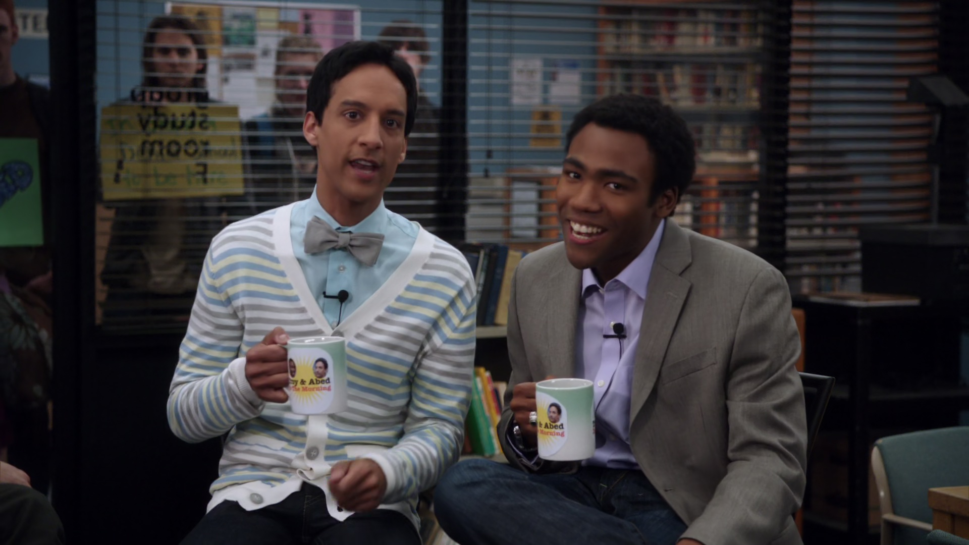 Troy and Abed in the Morning! | Community Wiki | FANDOM ...