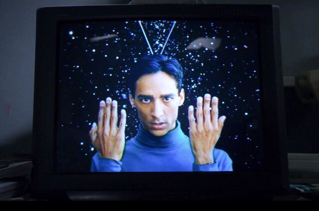 Abed the alien