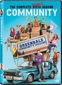 Community The Complete Sixth Season