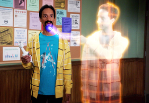 The end of Evil Abed
