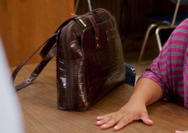 Shirley's purse