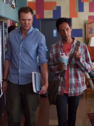 Jeff and Abed Season Two