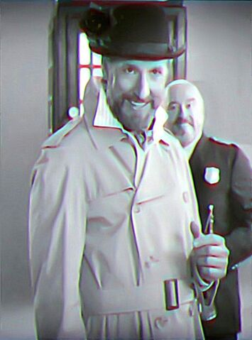 File:Inspector Spacetime Inspector black and white.jpg