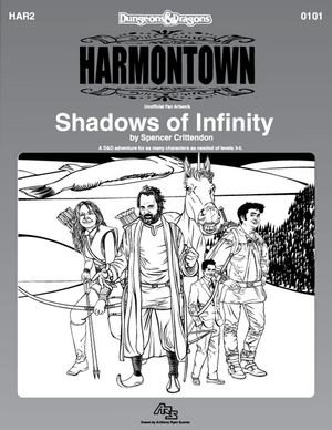 Harmontown rpg