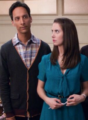 Annie and Abed 4x5 3