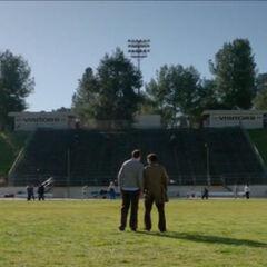 Greendale's football field