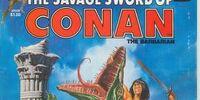 Savage Sword of Conan 77