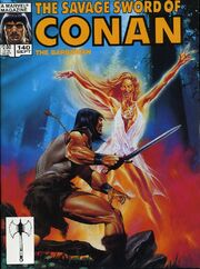 Savage Sword of Conan Vol 1 140