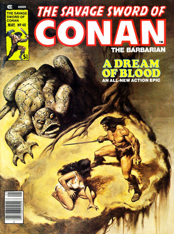 File:Issue -40 A Dream of Blood May 1, 1979.jpg