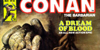 Savage Sword of Conan 40
