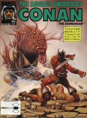Savage Sword of Conan Vol 1 195