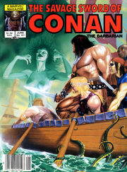 Savage Sword of Conan Vol 1 101