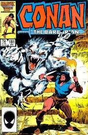 Conan the Barbarian Vol 1 181