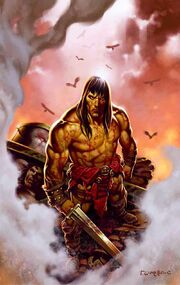 Conan the Cimmerian -23 Tomás Giorello