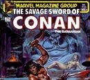 Savage Sword of Conan 95