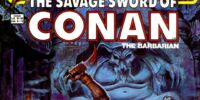 Savage Sword of Conan 95