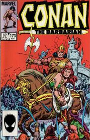 Conan the Barbarian Vol 1 173