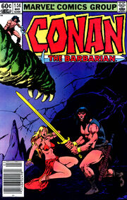 Conan the Barbarian Vol 1 144