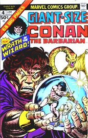 Giant-Size Conan the Barbarian Vol 1 4