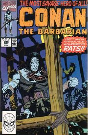 Conan the Barbarian Vol 1 236