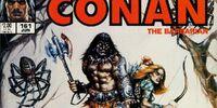 Savage Sword of Conan 161