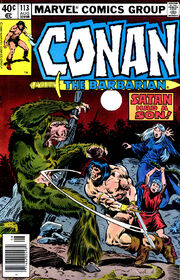 Conan the Barbarian Vol 1 113