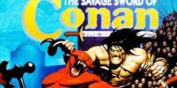 Savage Sword of Conan 231