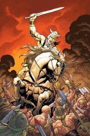 Conan the Cimmerian -3 Frank Cho